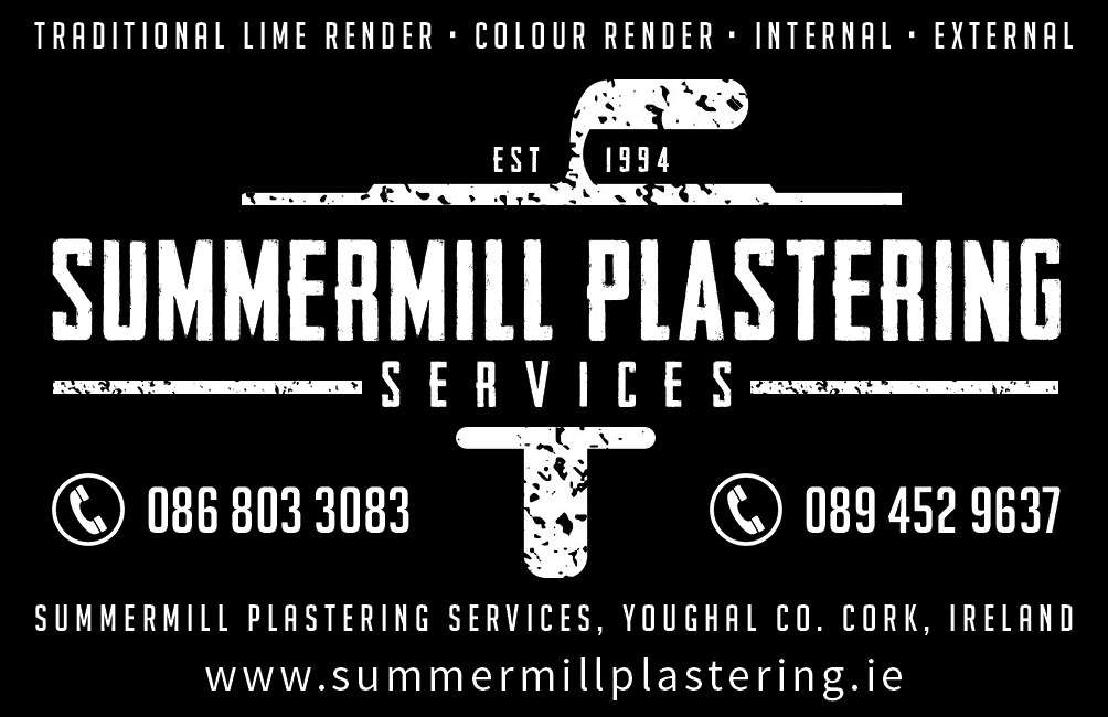 Summermill Plastering Contractors Cork